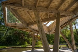 stadshout pavilion architectinamsterdam