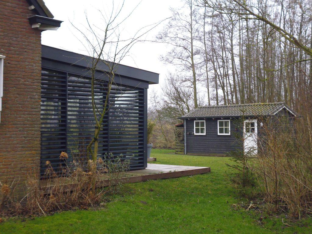 Uitbreiding huis friesland architect in amsterdam
