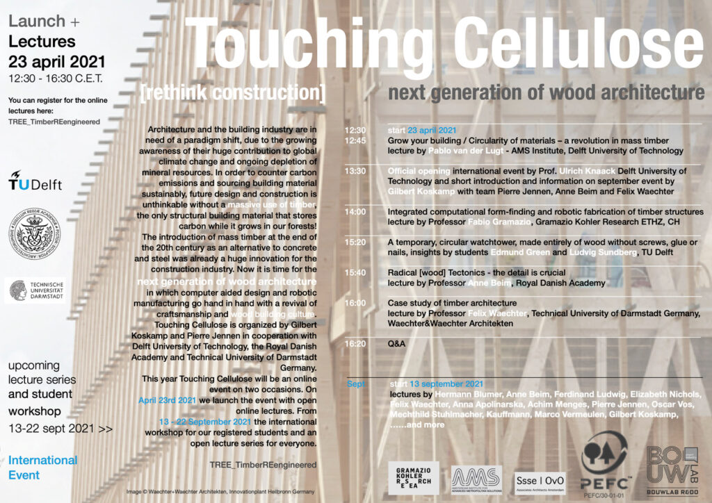 Touching Cellulose